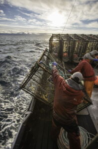 Pesca NASA Alaska seafood