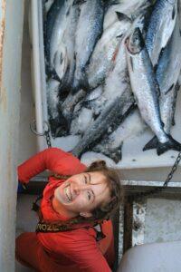 Pesca-de-Salmón-de-Alaska
