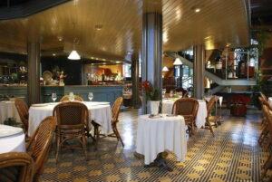 Restaurante l'Aliança d'Angles