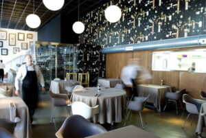 seis ocho restaurante