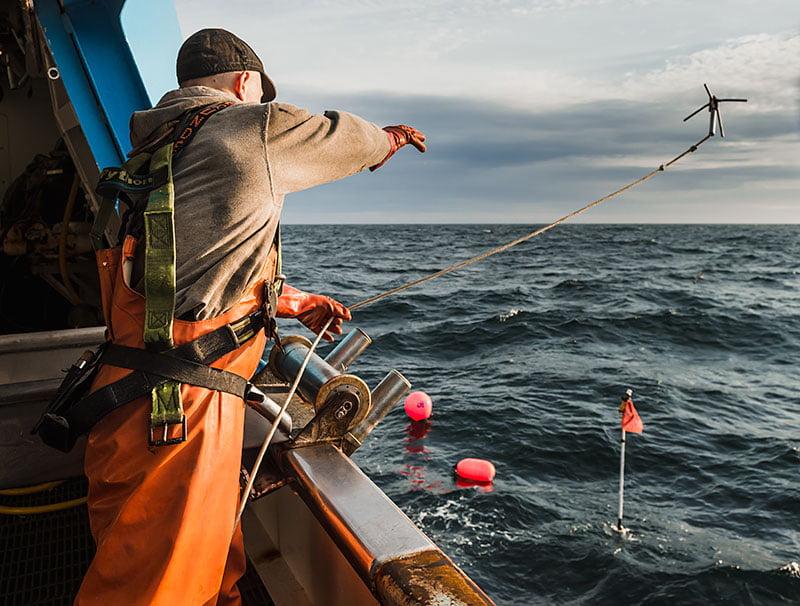 Pesca de palangre en acci n alaska seafood for Fishing jobs in alaska