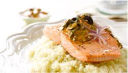 salmón al estilo marroquín