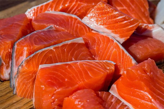 Como influye en tu salud comer salmón salvaje de Alaska  (¡DEPORTISTA, ESTO VA POR TÍ!)