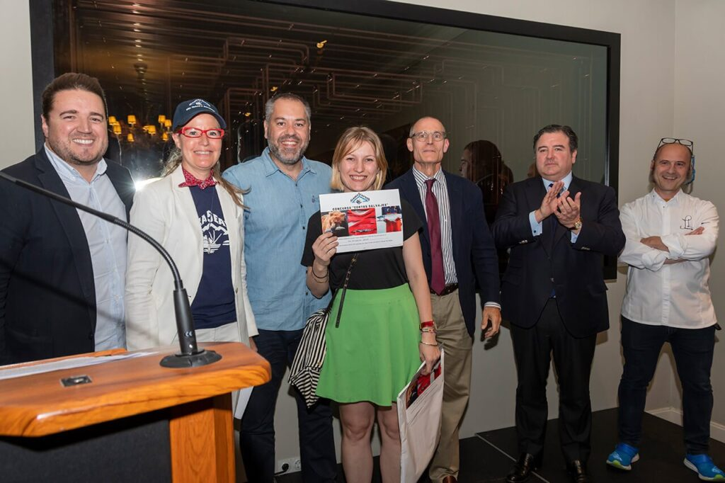 """Ria Jahnke Ganadora  de la 4ª edición de """"Cortos Salvajes"""""""